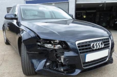 Heeft mijn auto schade gehad?