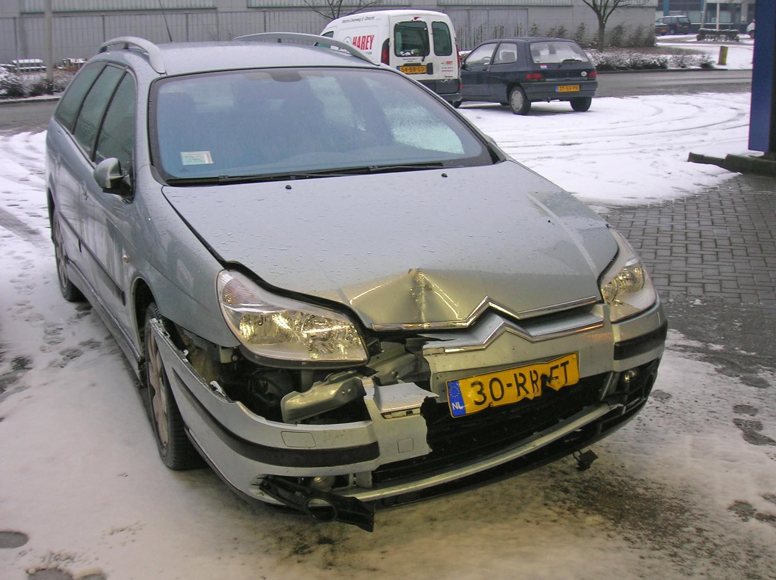 autoschade herstellen