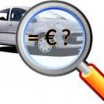 waarde auto berekenen